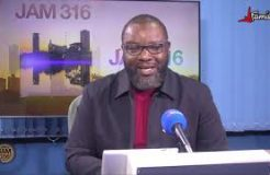 JAM 316 DEVOTION-18TH SEPTEMBER 2020 (MOVING FORWARD WITH GOD)