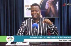 Prayer Circle - 21/10/2021 ( Praying For The Nation)