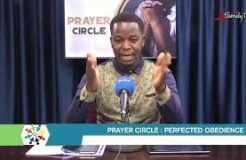 Prayer Circle - 30/9/2021 (Perfected Obedience)
