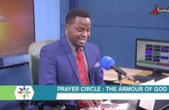 PRAYER CIRCLE - 14TH OCTOBER 2020 (THE ARMOUR OF GOD)