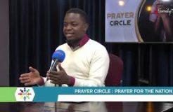 Prayer Circle - 12/10/2021 (Prayer For The Nation)
