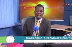 PRAYER CIRCLE - 1ST MARCH 2021(THE POWER OF THE HOLY SPIRIT)