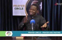 Prayer Circle - 28/7/2021 (Prayer and Fasting)