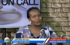 LAWYERS ON CALL-18TH DECEMBER 2018 (KNOW YOUR RIGHTS)