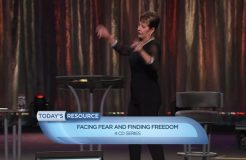 Facing Fear and Finding Freedom Part 1
