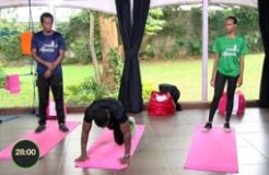 FAMILY FITNESS-5TH AUGUST 2019 (HIIT)