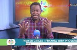 PRAYER CIRCLE - 22ND JANUARY 2020 (PRAYING WITH PROVERBS)