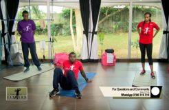 Family Fitness 21st October 2017