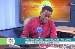 PRAYER CIRCLE - 20TH NOVEMBER 2020 (WAITING ON THE LORD)