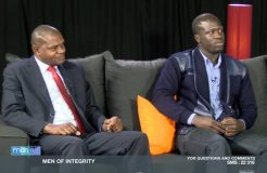 MAN UP 1ST MARCH 2018 (MEN OF INTEGRITY)