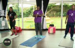 FAMILY FITNESS 17TH MARCH 2018