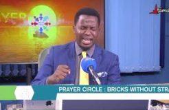 PRAYER CIRCLE-15TH SEPTEMBER 2020 (BRICKS WITHOUT STRAW)