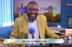 JAM 316 MAN UP - 15TH JANUARY 2021 (AUTHENTIC MAN)