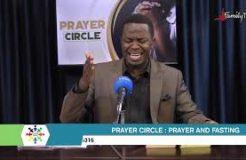Prayer Circle - 29/7/2021 (Prayer and Fasting)