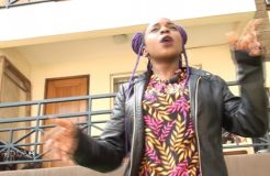 YOUTH ON THE MOVE 21ST MAY 2018 SPOKEN WORD ARTIST AND NAIROBI GOSPEL CHOIR
