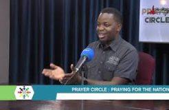 Prayer Circle - 14/10/2021 ( Praying For The Nation)