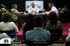 FAMILY MATTERS SEX EDUCATION 18TH JAN 2018