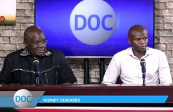 DOCTORS ON CALL-17TH MARCH 2019 (KIDNEY DISEASES)
