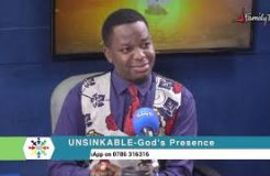 PRAYER CIRCLE-18TH JUNE 2020 (UNSINKABLE: GOD