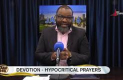 Jam 316 Devotion - 14/10/2021 (Hypocritical Prayers)