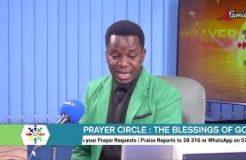 PRAYER CIRCLE-25TH SEPTEMBER 2020 (THE BLESSING OF GOD)