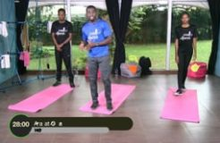 FAMILY FITNESS-27TH AUGUST 2019 (TABATA ABS)