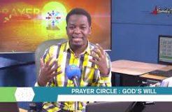 PRAYER CIRCLE - 22ND FEBRUARY 2021 (GOD