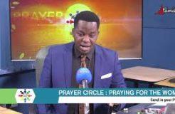 PRAYER CIRCLE-2ND SEPTEMBER 2020 (PRAYING FOR THE WOMEN)