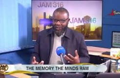 JAM 316 DEVOTION - 13TH JANUARY 2021(THE POWER OF A RENEWED MIND; MEMORY)