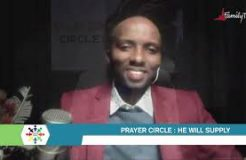 Prayer Circle - 21/7/2021 (Healing: He Will Supply)