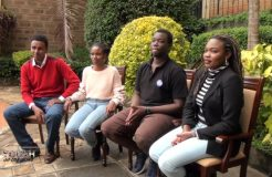 YOUTH ON THE MOVE FASHION DESIGNER AND THE GREAT DEBATORS 11TH DEC 2017