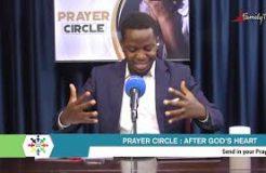 Prayer Circle - 15/9/2021 (After God