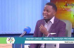 PRAYER CIRCLE - 12TH JANUARY 2021 (PRAYING THROUGH PROVERBS)