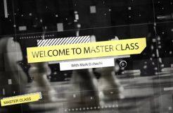 MASTER CLASS-22ND AUGUST 2018