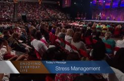 Joyce Meyer -Stress Management - Part 1