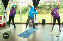 FAMILY FITNESS 14TH APRIL 2018