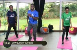 FAMILY FITNESS-2ND SEPTEMBER 2019 (LOW IMPACT CARDIO)