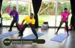 FAMILY FITNESS-27TH APRIL 2019