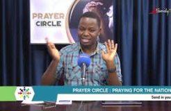 Prayer Circle - 15/10/2021 (Praying For The Nation)