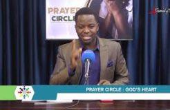Prayer Circle - 8/9/2021 (God