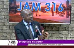 JAM 316-23RD NOVEMBER 2018 (OVERCOMING THE WORLD)