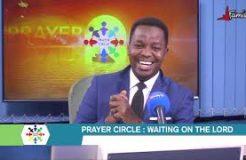 PRAYER CIRCLE - 16TH NOVEMBER 2020 (WAITING ON THE LORD)