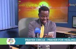 PRAYER CIRCLE - 18TH FEBRUARY 2021 (PRAYING FOR HEALING)