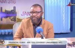 JAM 316 FINANCIAL CLINIC - 17TH MARCH 2021 (ARE YOU COVERED? INSURANCE 101)
