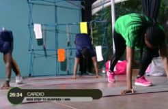 FAMILY FITNESS-11TH SEPTEMBER 2019 (CARDIO)