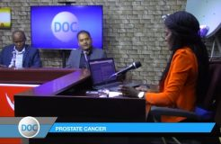 DOCTORS ON CALL - 25TH NOVEMBER 2018 (PROSTATE CANCER)