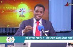 PRAYER CIRCLE-16TH SEPTEMBER 2020 (BRICKS WITHOUT STRAW)