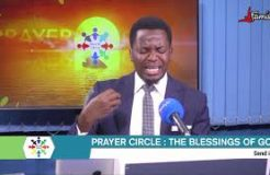 PRAYER CIRCLE-23RD SEPTEMBER 2020 (THE BLESSING OF GOD)