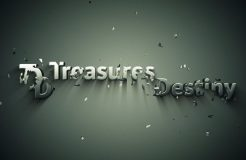 TREASURES OF DESTINY - 19TH DECEMBER 2020