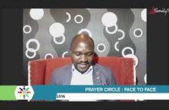 Prayer Circle - 20/9/2021 (Face To Face)
